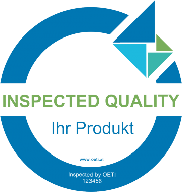 INSPECTED QUALITY Label