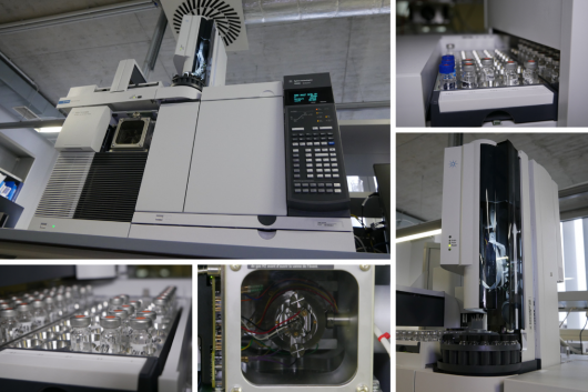 New gas chromatography system